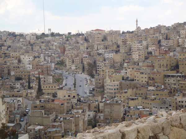 Amman by day