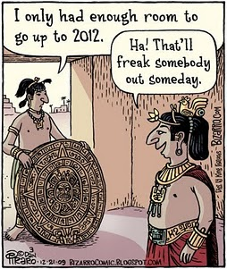 Mayan Calendar Joke