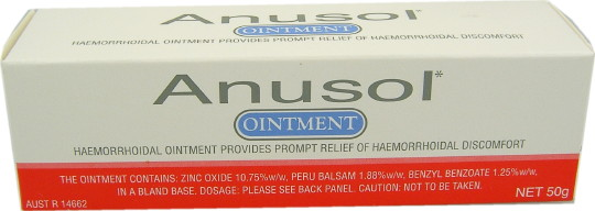 Anusol