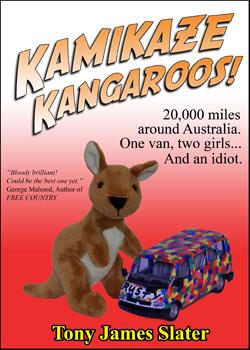 Kamikaze Kangaroos Cover
