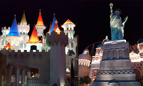 Vegas Landmarks