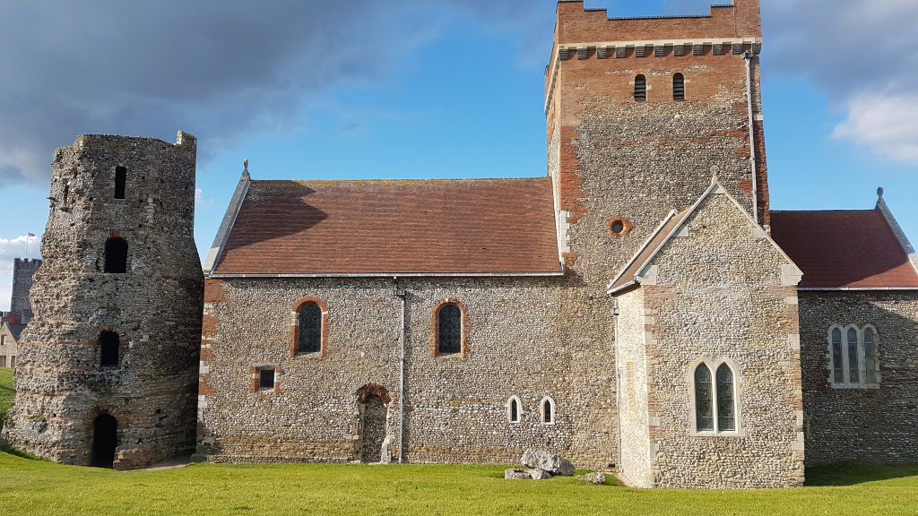 Medieval Saxon Church