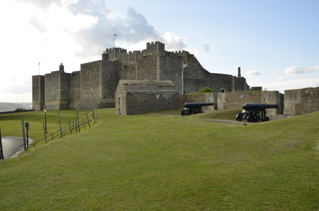 Dover Castle Inner